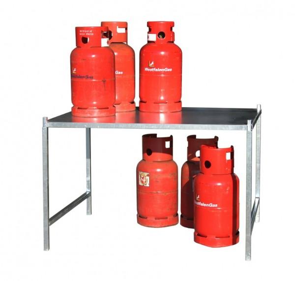 Gasflaschengestell Typ GFG für Gasflaschen bis 11 kg