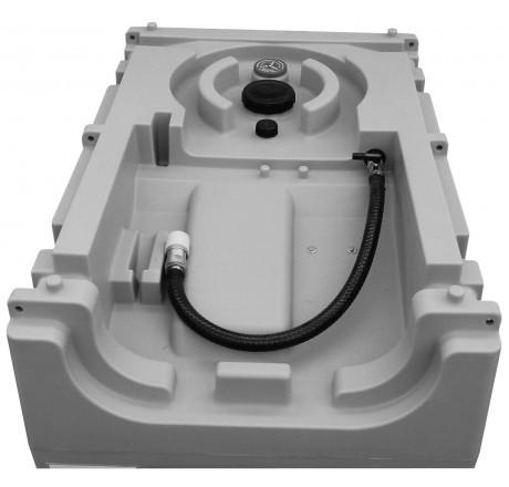 DT-Mobil Easy 430-Liter ohne Pumpe, mit Schnellkupplung